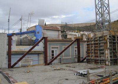 Reforma y ampliación del Centro 14 de Alicante