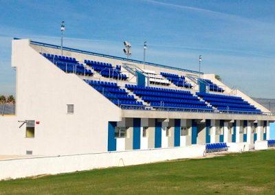 Reforma Ciudad Deportiva Antonio Solana (Villafranqueza)