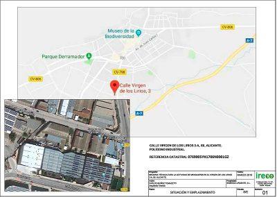 Actividad de Mensajería en Ibi, Alicante
